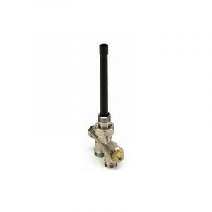 Robinet monotube à alimentation verticale M30 entraxe 50mm - COMAP