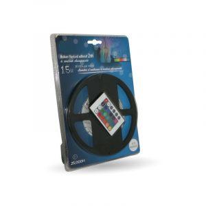 Pack ruban led flexled 2m changement de couleurs - AREV