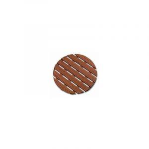 Caillebotis de douche antidérapant rond - 60 cm - SEDILVASACA