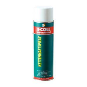 Spray d'adhérence pour chaînes, Modèle : Bombe aérosol de 500 ml - E-COLL
