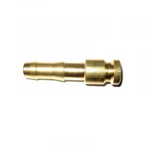 Raccord LOR mâle Acétylène pour tuyau Ø6-9mm - SOUDO METAL