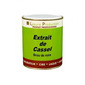 EXTRAIT DE CASSEL - Boîte de 500 g - LASURE PRODUCTION