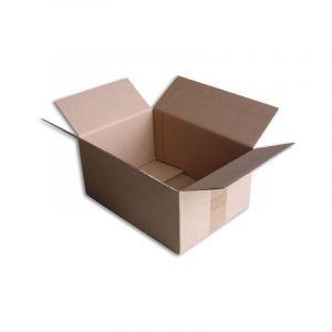 Lot de 100 Boîtes carton (N°36) format 305x215x140 mm - ENVELOPPEBULLE