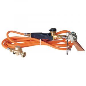 Pack chalumeau couvreur avec panne 35mm +manche + tuyau + détendeur - GUILBERT EXPRESS