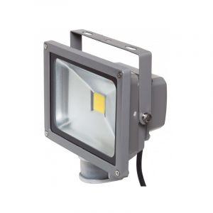 Projecteur LED 20W blanc neutre IR IP54 extérieur - OHM-EASY LED LIGHTING