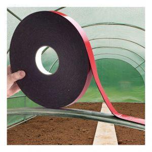 Ruban adhésif mousse thermique anti-chaleur pour arceau serre de jardin - PROBACHE