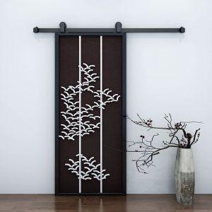 Rail de suspendu pour porte Coulissante 1.83M Forme T - BATHRINS