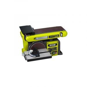 Ponceuse à bande et à disque stationnaire RYOBI 370W RBDS4601G