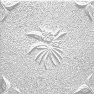 Carreaux plafond | EPS | rigide | Marbet | 50x50cm | Natura blanc - MARBET DESIGN