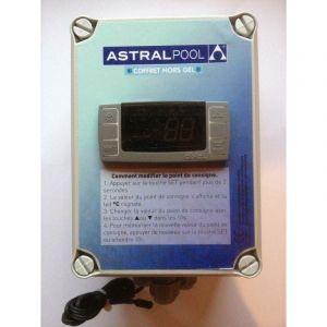 Coffret Hors Gel affichage digital Astral - ASTRALPOOL