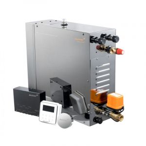 Générateur De Vapeur Pour Hammam 12Kw série Pro premium toutes options - Desineo