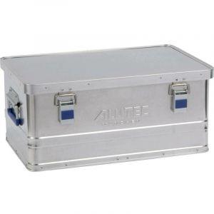Boite d'aluminium A40 Mesure 555X367X240 - ALUTEC