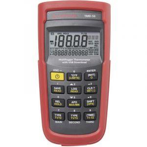 Thermomètre numérique TMD-56 Q52111 - BEHA AMPROBE