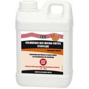 G40 Colmateur micro-fuite chauffage STOPLEAK GEB - Bidon 2L