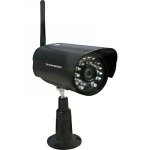 Thomson - Caméra HD 720P sans FIL pour kit de vidéosurveillance réf 512330 & 512244