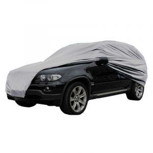 Bache pour voiture haute qualité 4x4 et monspace 440x185x145cm PE - PERALINE