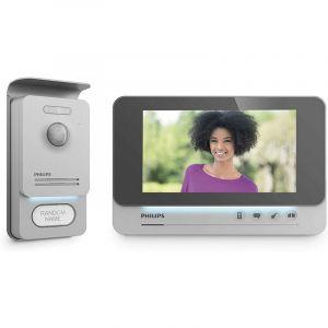 Philips - Visiophone écran 7' 2 fils WelcomeEye Comfort Pro