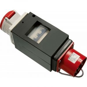 Adaptateur CEE 32 A, 16 A 5 pôles as - Schwabe MIXO Adapter 60703 400 V 1 pc(s)