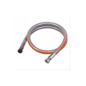 Flexible inox, durée illimitée - 0,75 m - Eurogaz