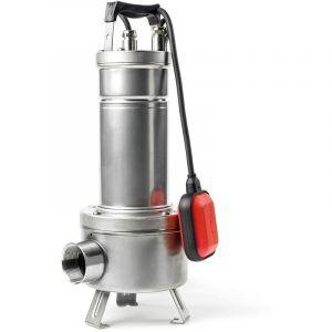 Jetly - Pompe d'evacuation automatique avec broyeur DAB FEKA VS 550M-A relevage eaux chargée à Vortex avec flotteur INOX Monophaséé 0,55Kw