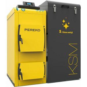 17kw chauffage efficace 5ème classe énergétique chaudière éco-pois charbon pereko ksm - PER-EKO