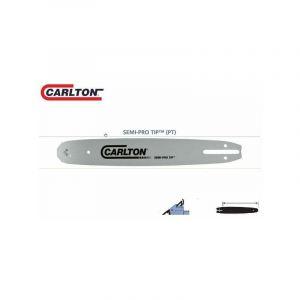 Guide chaîne tronçonneuse Carlton 3/8LP 050 | 35 cm