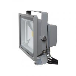 Projecteur LED 30W blanc neutre IR IP54 extérieur - OHM-EASY LED LIGHTING