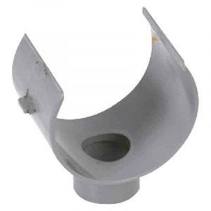 Selle de branchement piquage 90° PVC F (125/110/100/40) - Ø mm : 125/110/100/40 - GIRPI