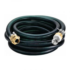 Metabo Set de flexible d'aspiration avec robinetteries en laiton 7 m, 1'' (25 mm) - 628798000