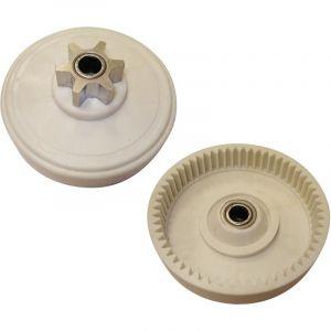 538243909 - Pignon de chaine 6 dents pour Tronconneuse Electrique - MCCULLOCH