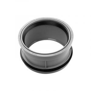 Raccord de reduction d'eaux usees DN 110 x 90 - concentrique pour tubes HT et KG - AIRFIT