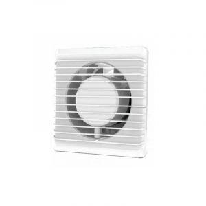 Basse énergie salle de bain cuisine silencieuse hotte 100mm avec extraction de ventilation du capteur d'humidité - AIRROXY
