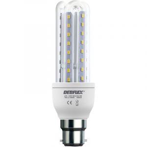 Ampoule LED B22 9W 6400K ( lumière du jour ) Blanc