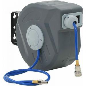 """Enrouleur automatique de tuyau d'air 3/8"""" - VIDAXL"""