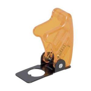 Couvercle de protection SCI R17-10B YELLOW jaune (transparent, R17-10B) 1 pc(s)