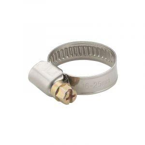 AROZ Collier acier largeur 9mm serrage diamètre 32-50 mm (x2)
