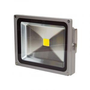 Projecteur LED 30W blanc chaud IP65 extérieur - OHM-EASY LED LIGHTING