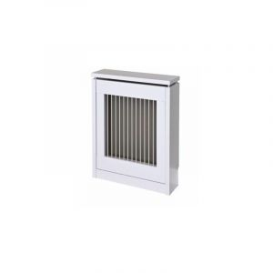 Cache-radiateur Cristian 3060 | Blanc - TOPKIT