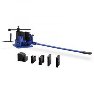 Cintreuse Plieuse Presse à Cintrer Manuelle 120° 23 kg/mm2 L: 100 mm max - MSW