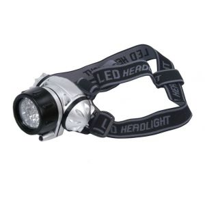 Lampe frontale 7 led - KENNER