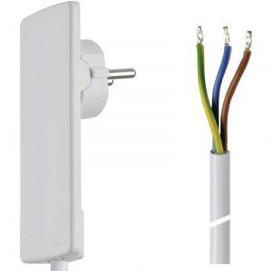 Câble de raccordement EVOline 151000151300 blanc 1.50 m