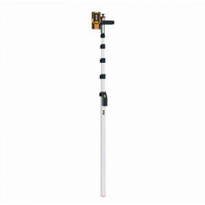 Laser Easyfix 5m - Canne De Mesure 5 Metres Avec Adaptateur Pour Cellule Laser - GEO FENNEL