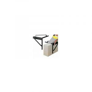 Guide de coupe pour platre et beton cellulaire guide de coupe dimensions:260 x 260 x 260 mm - OUTIFRANCE