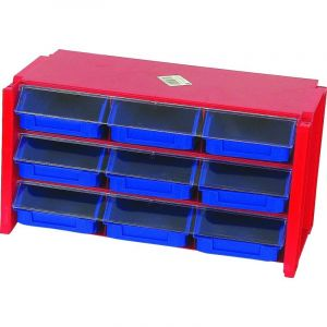 Casier Gerbable 9 Tiroirs - S09010 - SODISE