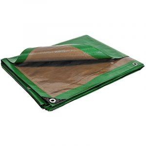 Bâches Direct - Bâche pergola 250 g/m² - 4 x 5 m - toile pergola - toile pour tonnelle - bache exterieur - bache terrasse