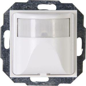 Détecteur de mouvements Kopp 805829013 pour lintérieur encastrable 180 ° blanc pur IP20