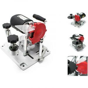 Affuteuse électrique pour lame de scie circulaire 110w - BIGB