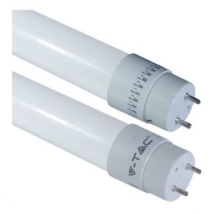 Tube LED T8 10W 60 cm Verre Rotatif 3000K° - V-TAC