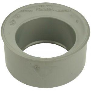 Tampon de réduction Mâle / Femelle PVC - Diamètres 125x100 - WAVIN