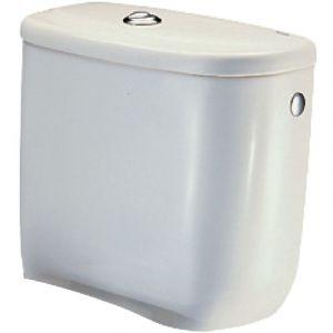 Réservoir WC 3/6L ROCA POLO alimentation latérale - Blanc
